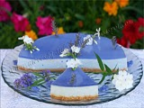 Tarta Mousse de Violeta