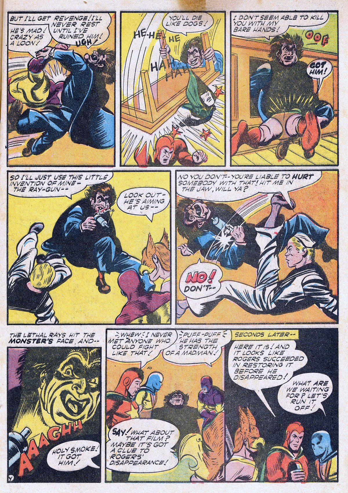 Read online All-Star Comics comic -  Issue #20 - 50