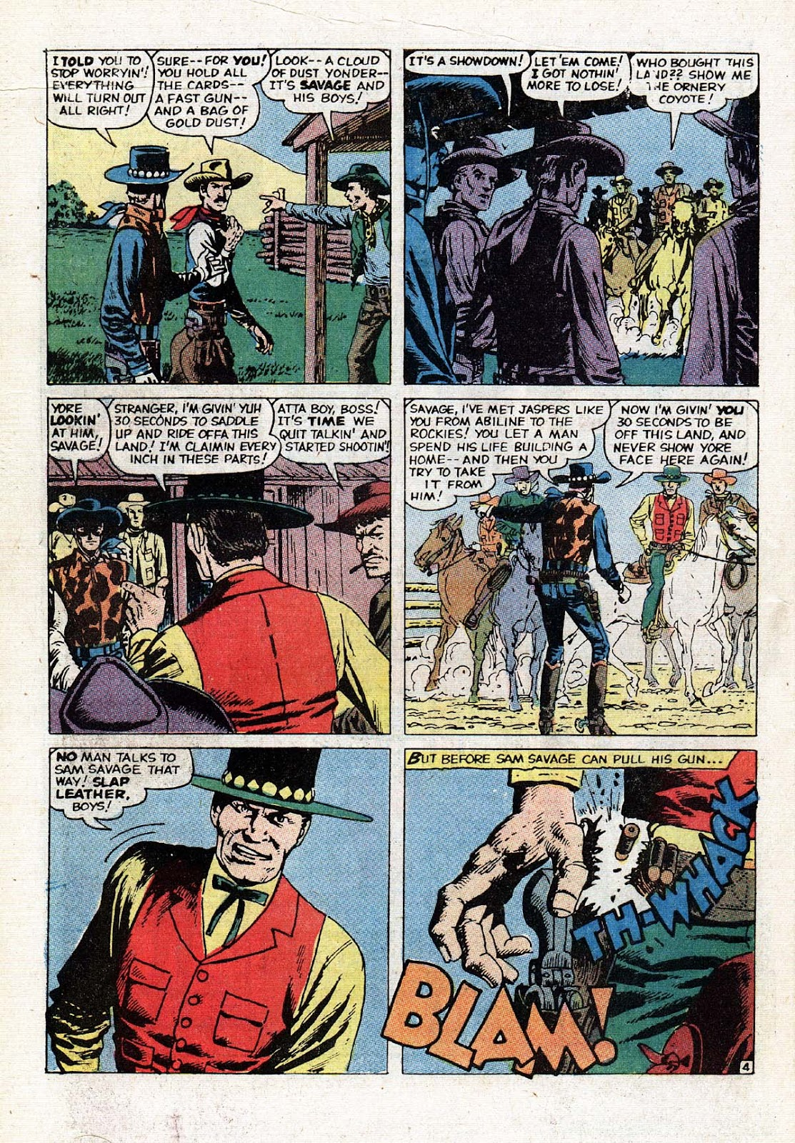 The Mighty Marvel Western issue 15 - Page 28