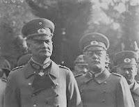 Von Hammerstein (links) in 1929