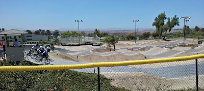 Chula Vista Olympic Training Center, BMX