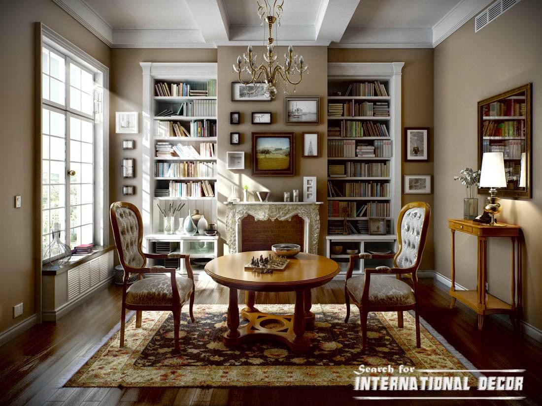 Classic Interior Design,classic Interiors