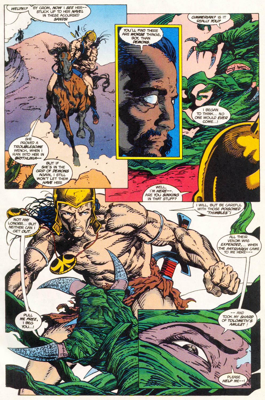Read online Conan the Adventurer comic -  Issue #12 - 8