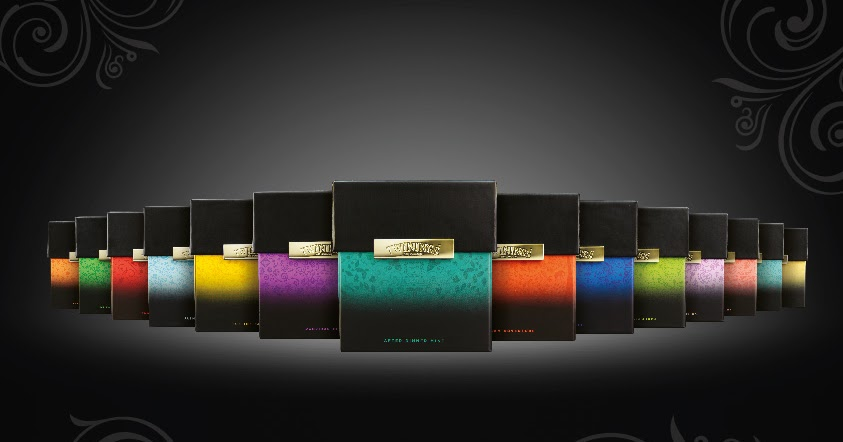 Twinings Signature Blends on Packaging of the World