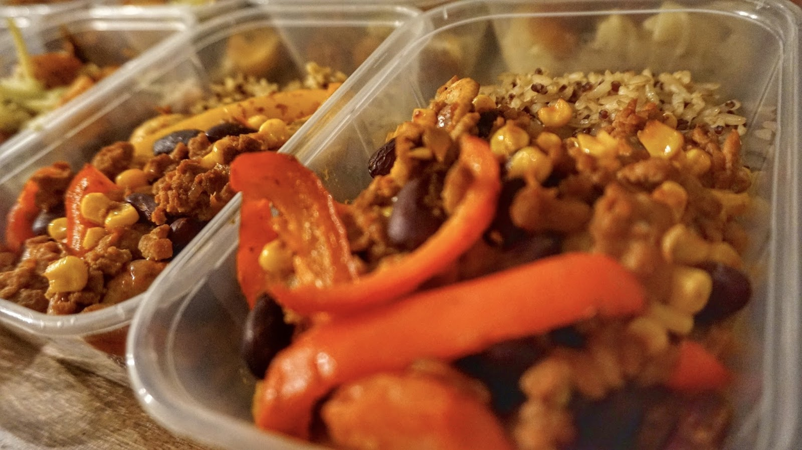 Fitness: How I Meal Prep