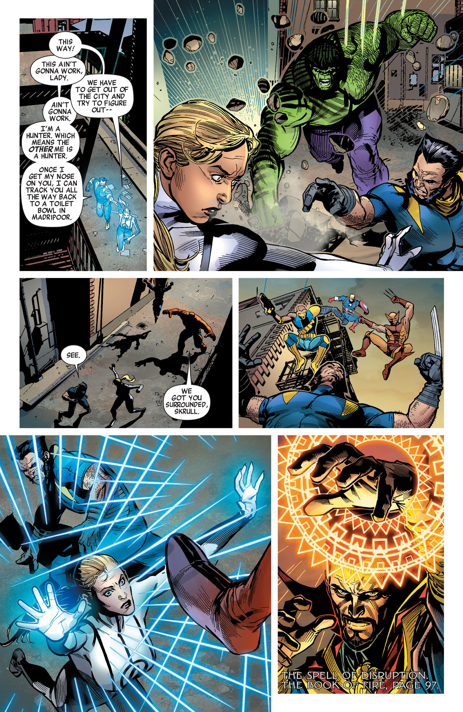 Read online Age of Ultron comic -  Issue #7 - 14