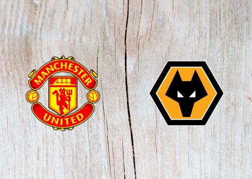 Manchester United vs Wolves Full Match & Highlights 22 September 201