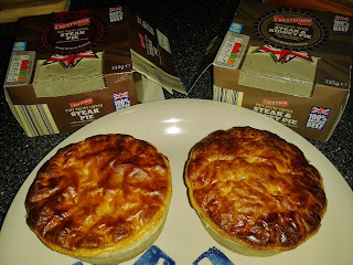 Aldi Crestwood Steak Pies Review