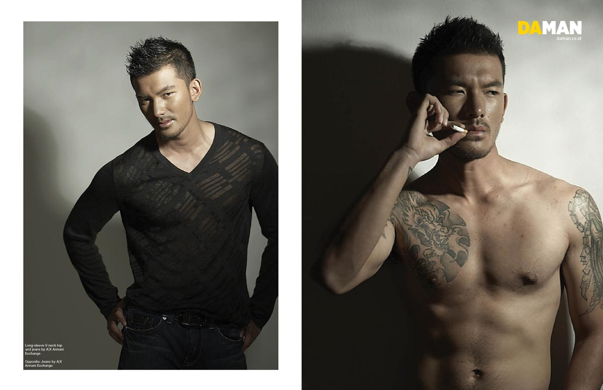Tattooed Indonesian Men Appreciation Post Indonesian Men