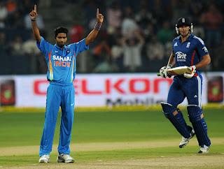 India v England, 2nd Twenty20 at Mumbai – LIVE