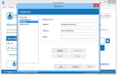 تحميل برنامج المراقبة والتحكم في الأجهزة عن بعد SUPREMO