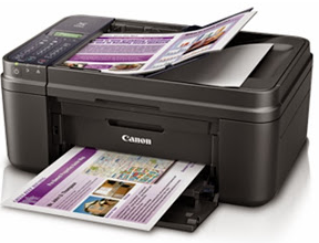 Canon PIXMA E480 Printer Driver Download free