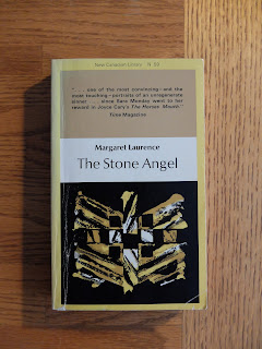 The Stone Angel by Margaret Laurence | Two Hectobooks