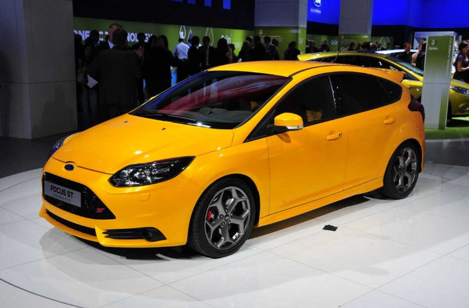 2018 Ford Focus ST Changes Review  Ford References