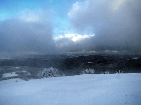Panorama z Hasiakowej Skały
