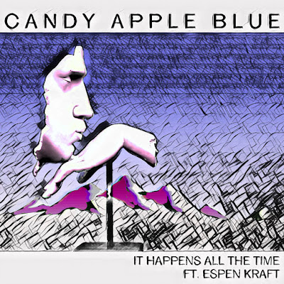 Candy Apple Blue Espen Kraft It Happens All the Time