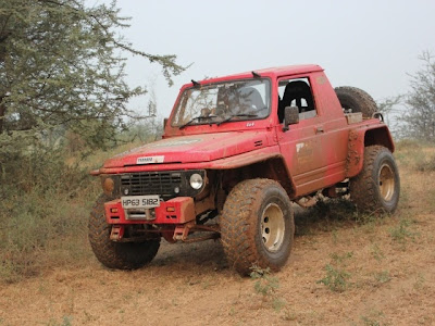 Indian Beat: Maruti Gypsy: Monster Modification!