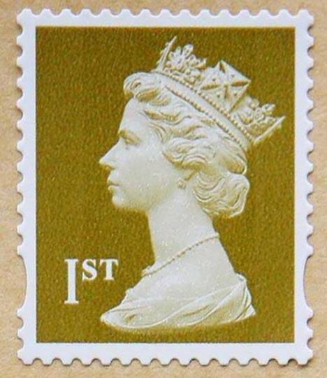 1st Class Stamps