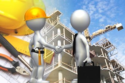 Lowongan Kerja Perusahaan Kontraktor