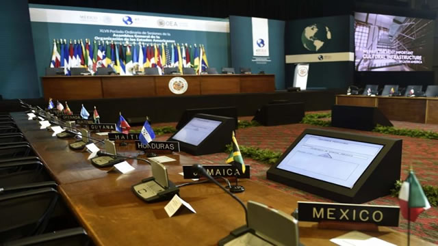 Diez países de la OEA expresan decepción por falta de consenso en caso Venezuela (comunicado)