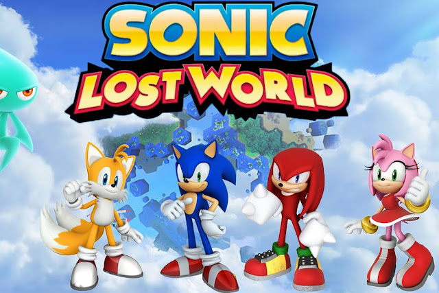 sonic lost world, sonic lost world 3ds, sonic lost world pc, sonic lost world wii u, sonic lost world análisis, sonic lost world cia, gameplay sonic lost world, descargar sonic lost world
