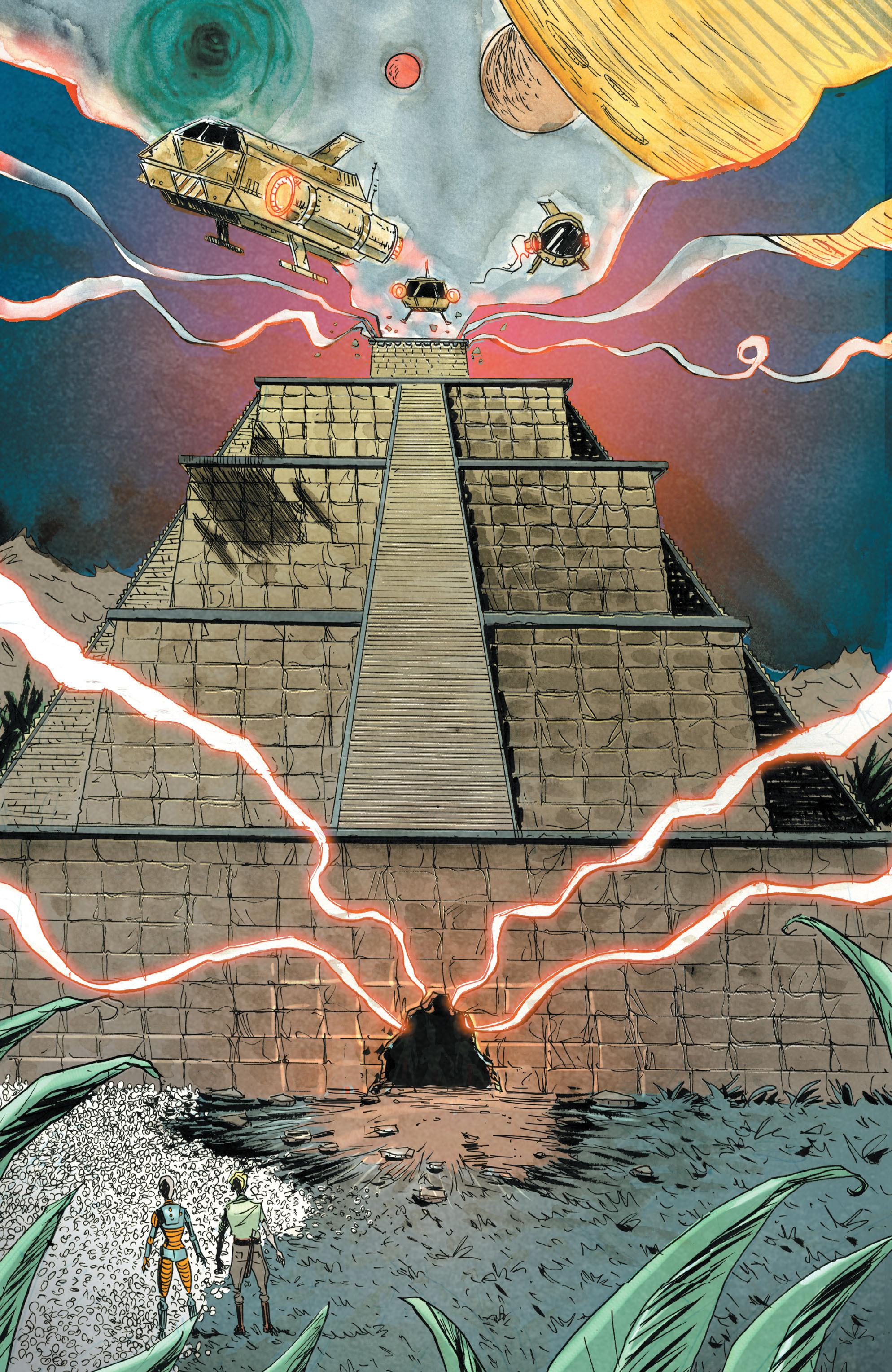 Read online Trillium comic -  Issue # TPB - 74