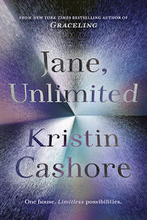 Jane Unlimited by Kristen Cashore book cover