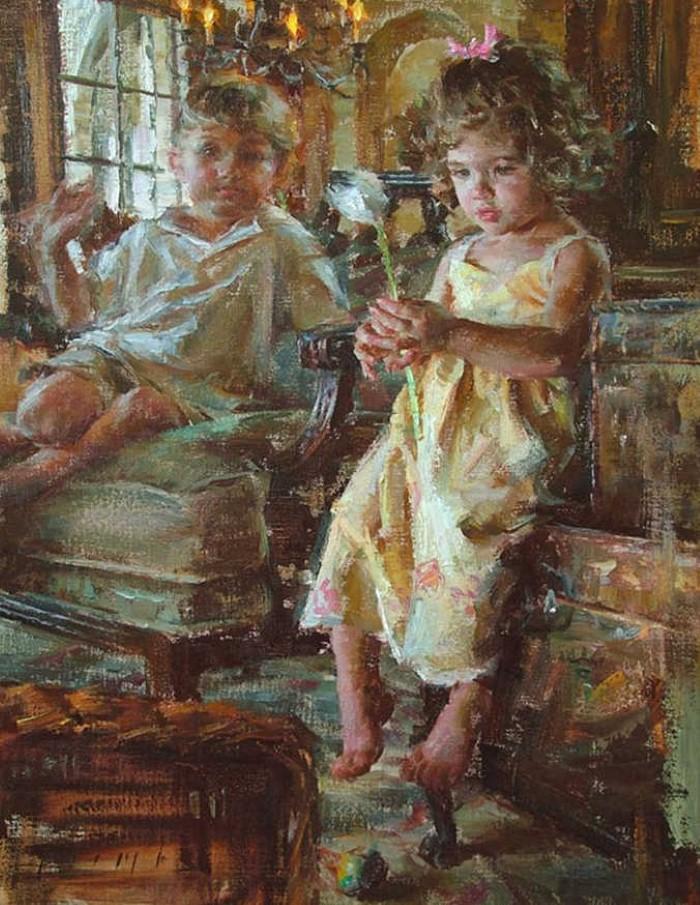 Современные художники Америки. Robert Coombs 21