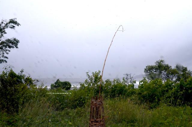 Hujan mengguyur sepanjang pesisir Pangkep menuju Tana Toraja || Jelajahsuwanto