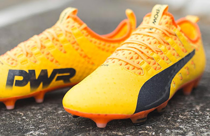 Ultra Yellow Puma evoPOWER Vigor 2017 Leaked Soccer Cleats - Buy ... 833a898e8