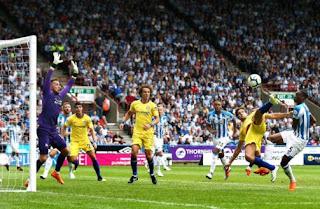 Huddersfield Town vs Chelsea 0 - 3
