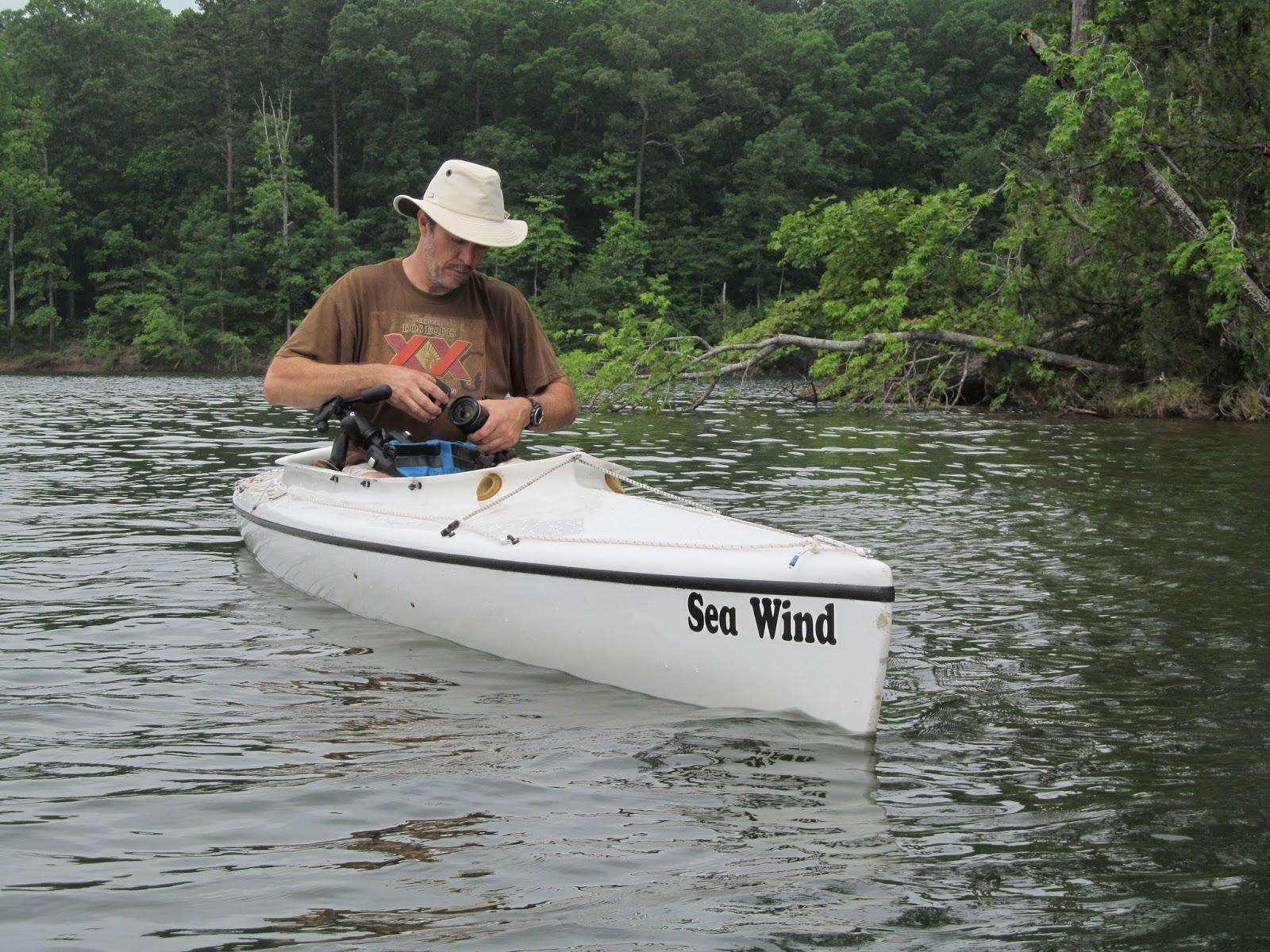 Scott's Boat Pages: Kruger Sea Wind Canoe