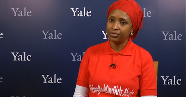BREAKING: Buhari appoints BBOG co-founder, Hadiza Usman as MD of Nigerian Ports Authority