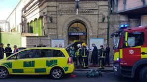 وقع انفجار فى محطة مترو بارسونز جرين Parsons Green غرب العاصمة لندن