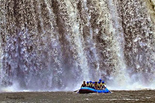 Air Terjun Riam Merasap
