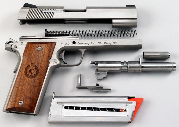 Armas de Fuego: Coonan Arms INC