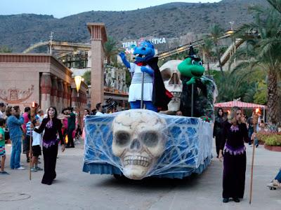 Halloween en MundoMar, Benidorm