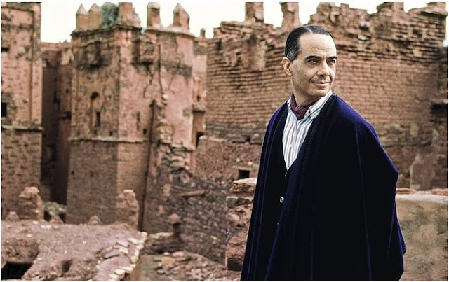 Famous celebrities who lived in Marrakech city- Serge Lutens