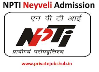 NPTI Neyveli Admission