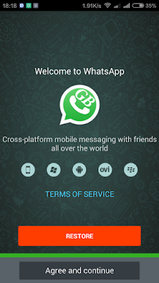 Dual WhatsApp Account | I Tweet Guide
