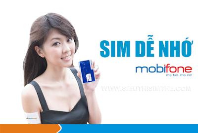 Sim dễ nhớ MobiFone