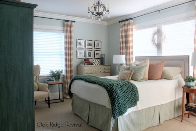 Oak Ridge Revival Paint Colors