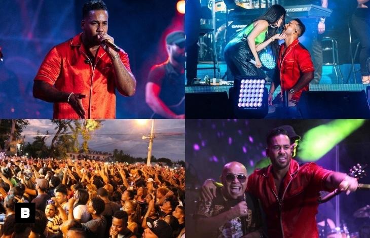 Fotos + Video: Romeo Santos lleva su Utopía a San Cristóbal