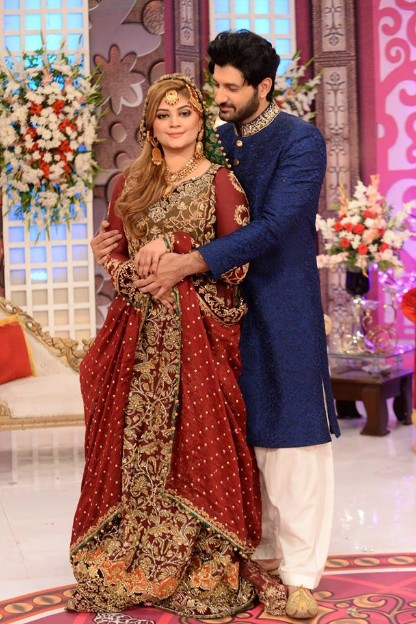Syed Jibran wedding images