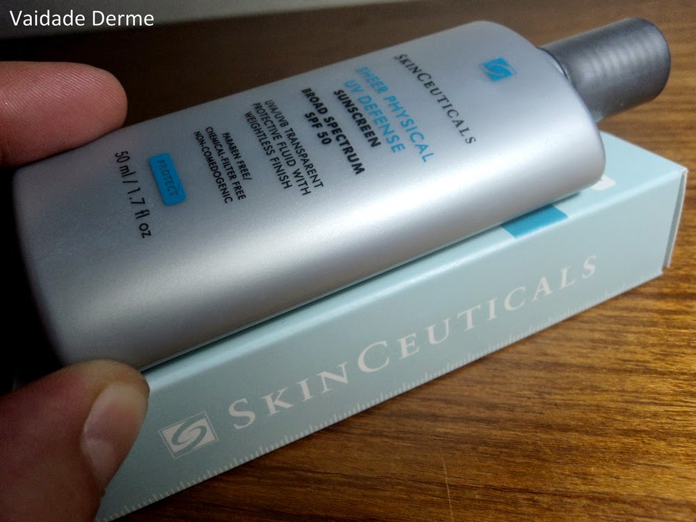 Sheer Physical UV Defense FPS 50 da SkinCeuticals