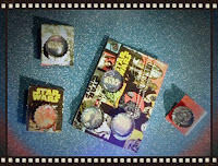Star Wars Bottle Cap Jewelry with backing