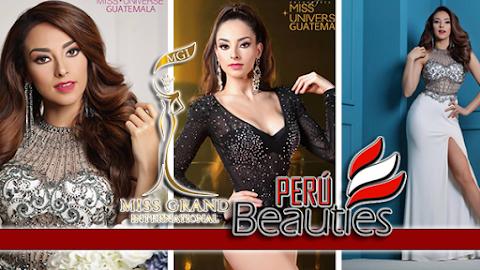 Miss Grand Guatemala 2018