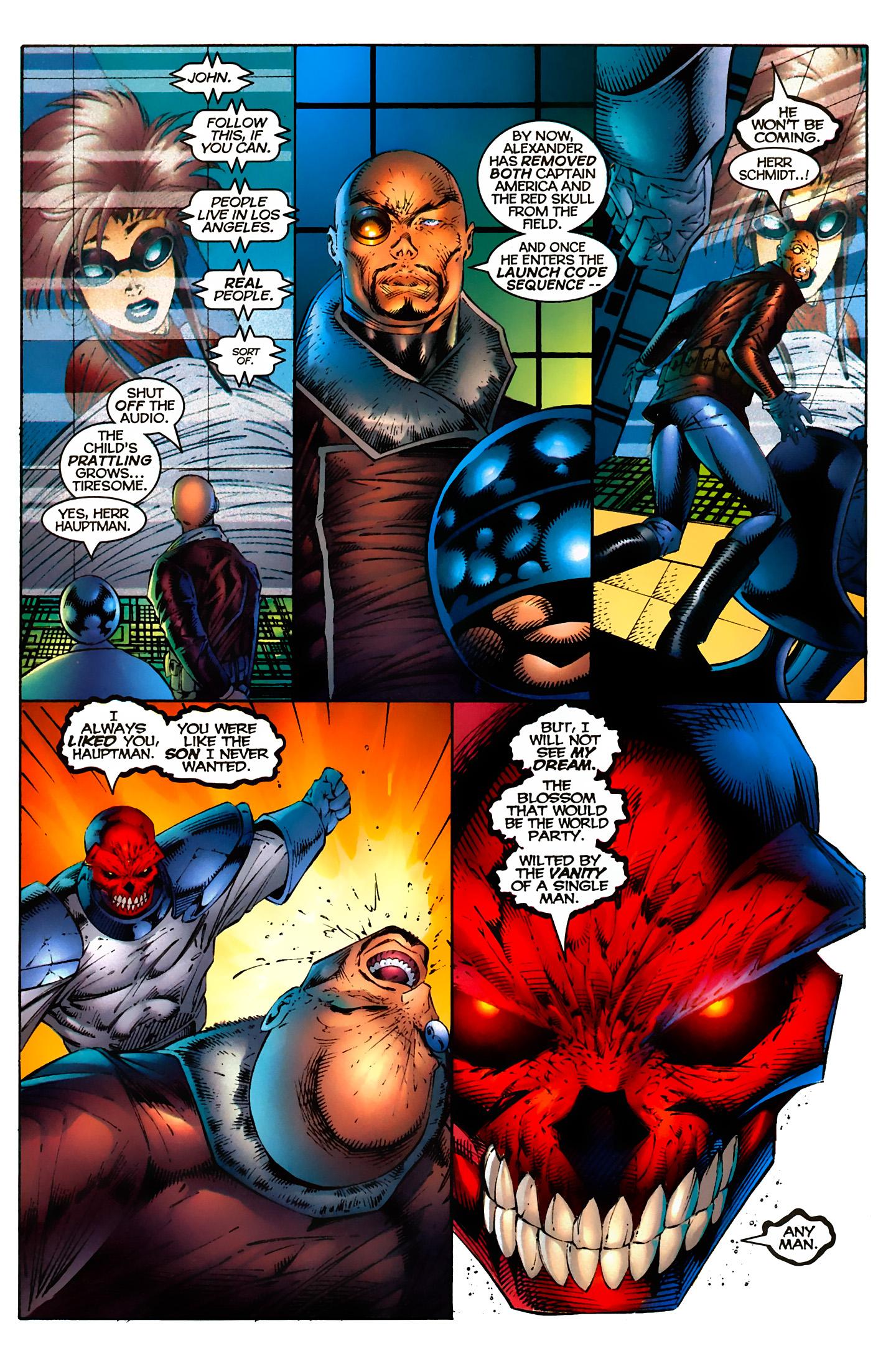 Captain America (1996) Issue #5 #5 - English 13