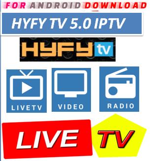 Madison : Hyfytv live tv channels