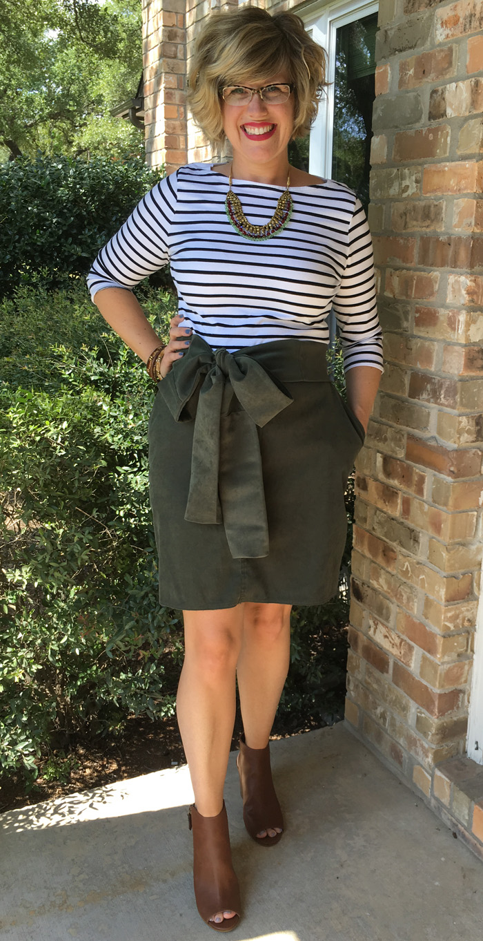 "Thrifty Thursday - ""Olive"" to Refashion!"